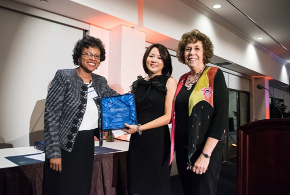 Amy Yin Receives Homefirst 2015 Legacy Award