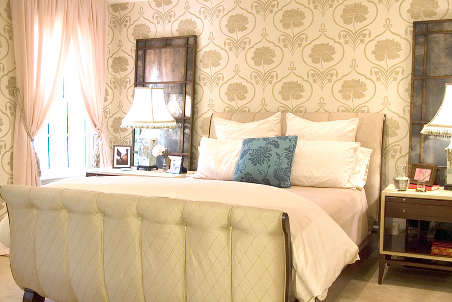 Award winning master suite retreat amy yin interiors for Interior design 07078